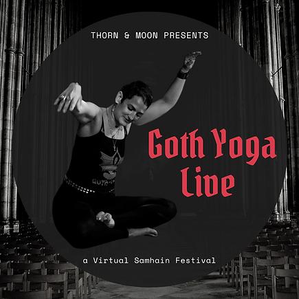 Goth Yoga Samhain Festival - Christi Wor