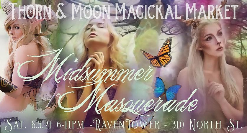 midsummer masquerade thorn and Moon Magi