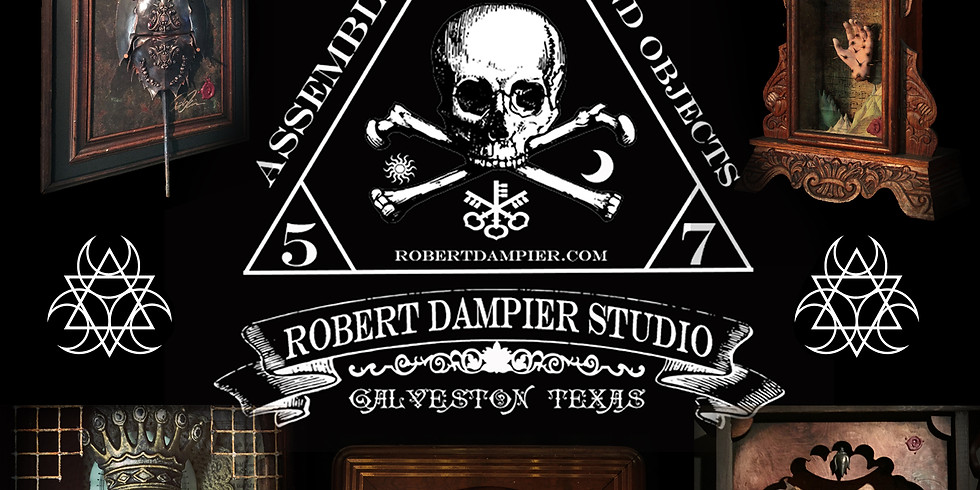 Thorn & Moon Magickal Market featuring Robert Dampier and Two Star Symphony