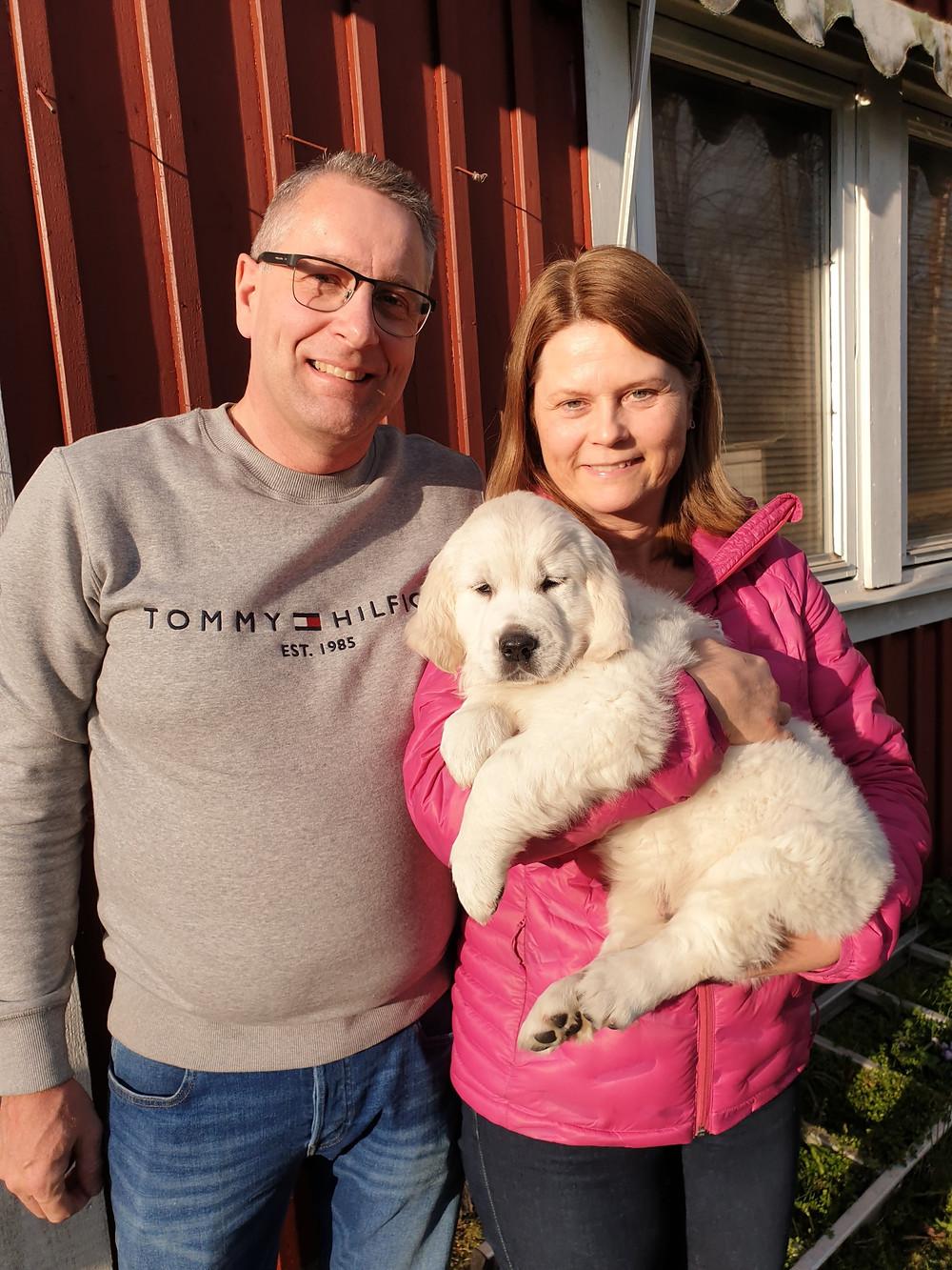 Nicke flyttar till Jessica på Gotland