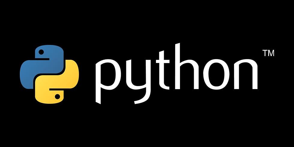 Intro to Python Meetup