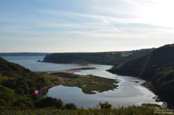Three Cliffs Bay, Swansea