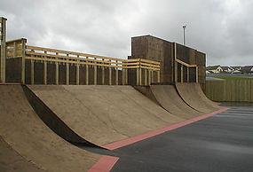 skate ramp installer manufacturer