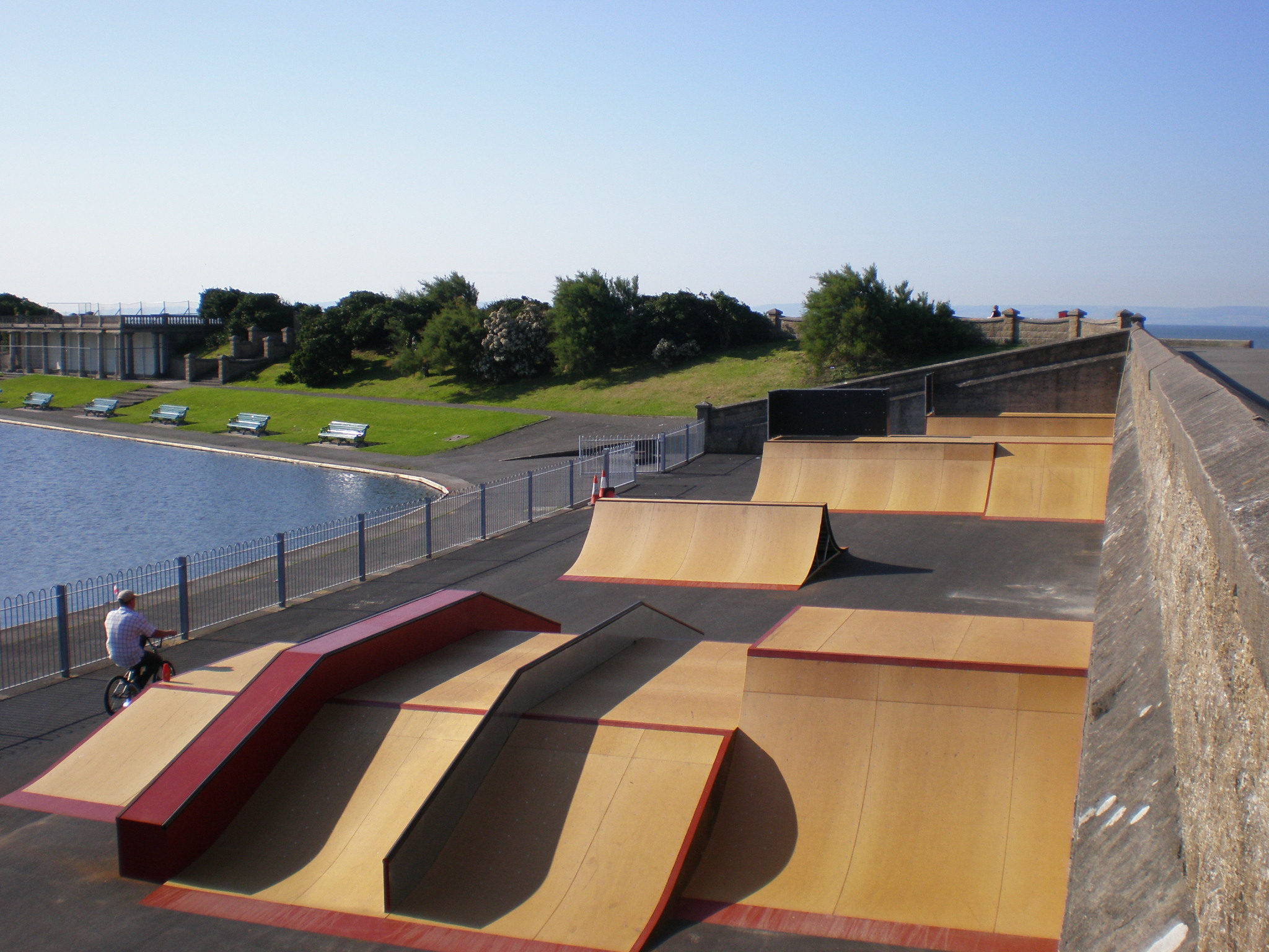 Richard Taylor Memorial Skatepark