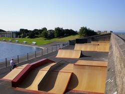 Richard Taylor Memorial Skatepark