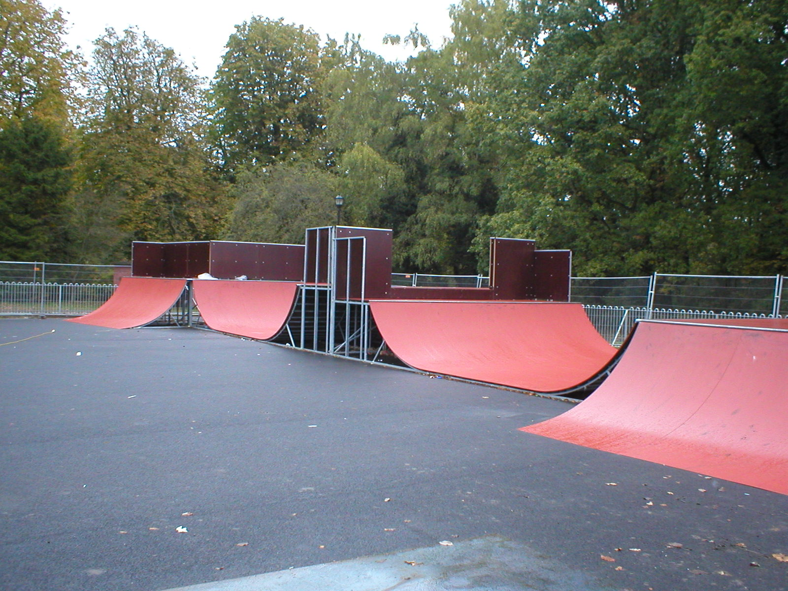 Farnborough Skate Park