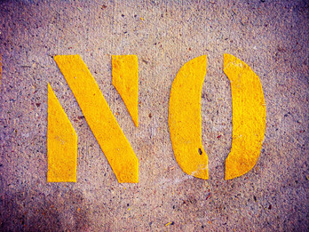Saying No: towards happy & healthy organizations