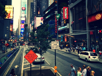Lost in New York – 3 Leadership Lessons