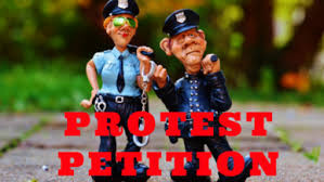What is protest petition?
