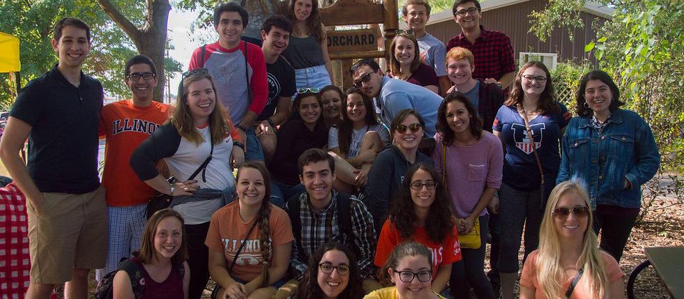 illini hillel jewish student programming donate
