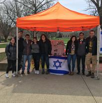 Promoting pro-Israel