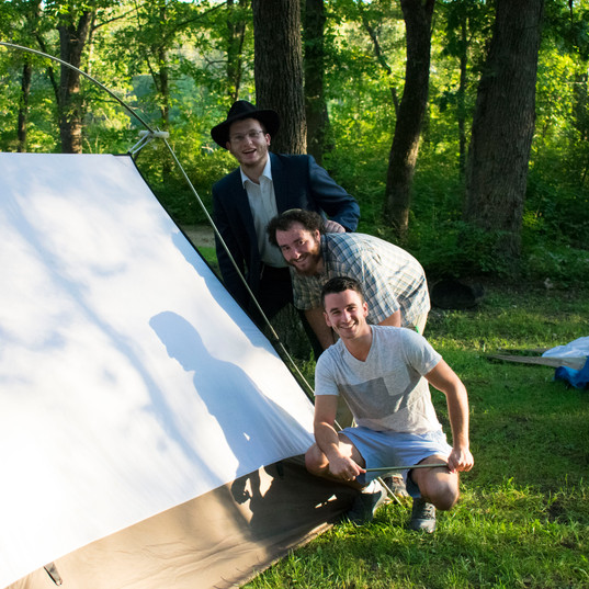 Camping Shabbaton
