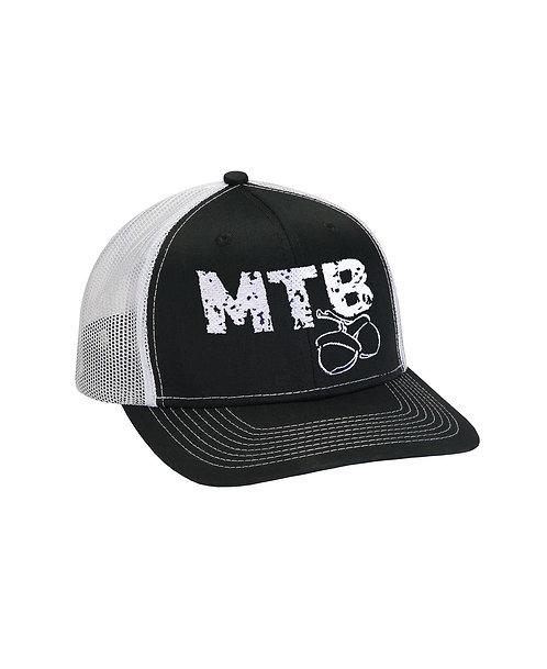 Black MTB Hat