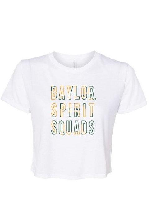 Baylor Spirit Squads Crop