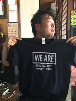 テーシャツ