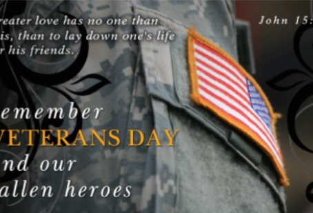 We Honor All Who Serve