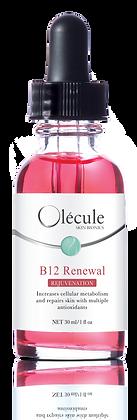 Olecule B12 Renewal 細胞修護養份精華 (30ml)