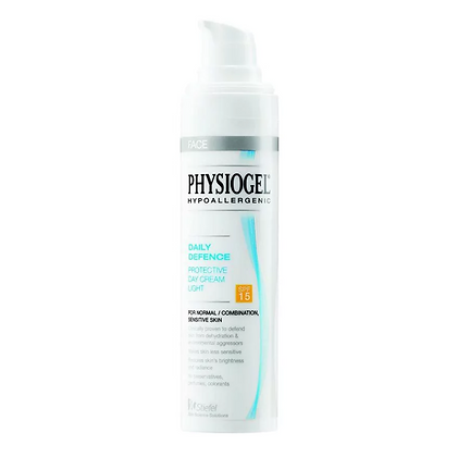 PHYSIOGEL Daily Defence Protective Day Cream Light SPF15 全天候防護輕柔保濕日霜 (45ml)