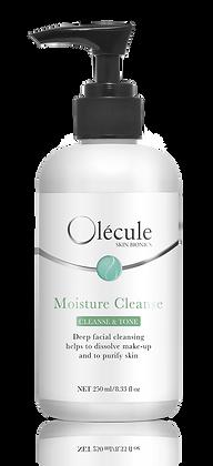 Olecule Moisture Cleanse 滋潤保濕潔面乳 (250ml)