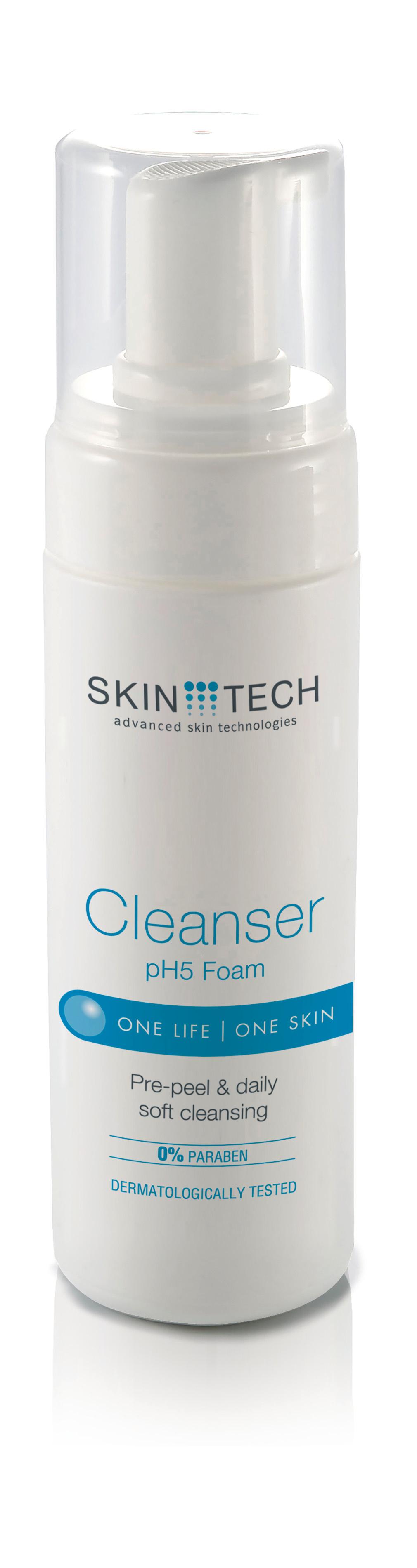SKINTECH 溫和乳酸洗面乳 Cleanser