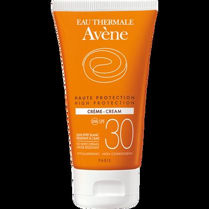 Avene Sun Cream SPF30 Sensitive Skin 低敏防曬霜 (50ml)
