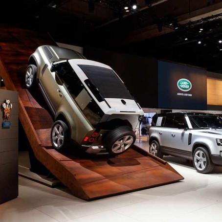 Uusi Land Rover Defender on lanseerattu Frankfurtin autonäyttelyssä - minkälaisia ajatuksia heräsi?