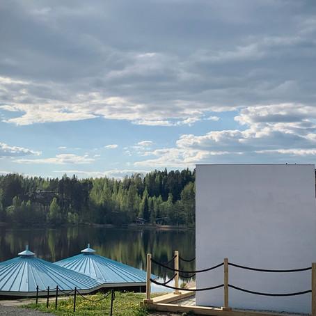 Minuutti moottoritieltä - Legendaarinen Taukopaikka Lahnajärvi palaa Suomen tiekartalle