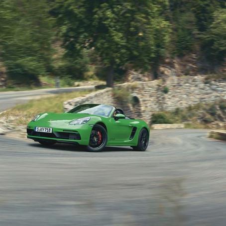 Porsche 718 GTS 4.0 ‑uutuusmallit