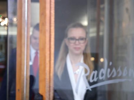 Millainen on hyvä hotelli? Haastattelussa Radisson Blu Plazan hotellinjohtaja Saija Syväjärvi