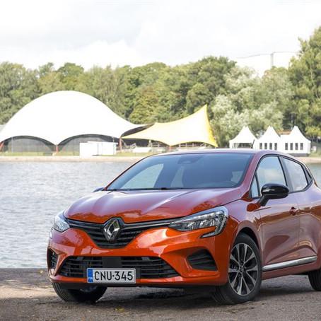 Uusi Renault Clio on rantautunut Suomen markkinoille