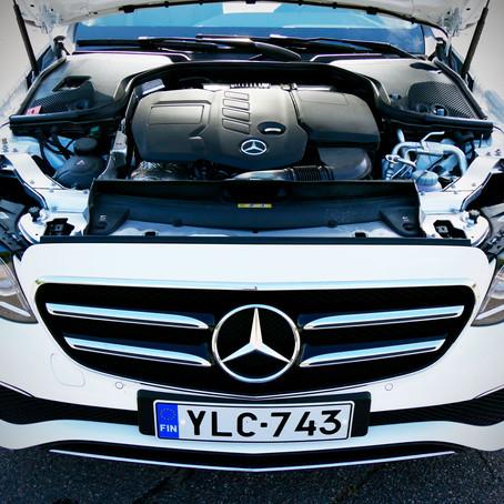 Mercedes-Benz ei ole lopettamassa polttomoottoriensa kehittämistä