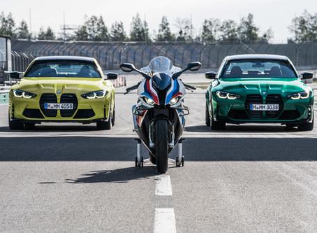 Uudet BMW M3 Sedan ja M4 Coupé – Competition-malleissa myös xDrive-neliveto-optio