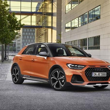 Mielenkiintoinen ja kompakti uutuus Audilta – Audi A1 citycarver