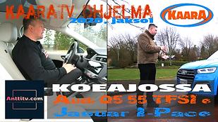 KaaraTV Ohjelma 1 2020 Jaguar I-Pace Aud