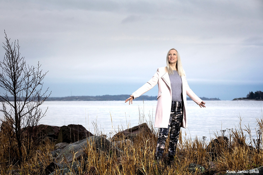 Johanna Koivu Karisma Coaching. Kuva: Jarkko Sirkiä