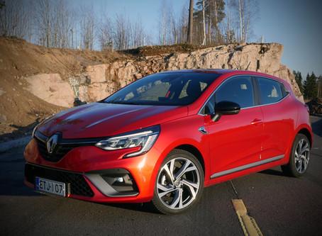 KaaraTV koeajo: Uusi Renault Clio 2020
