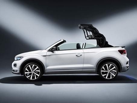 Katumaasturista avoauto - Volkswagen T-Roc Cabriolet