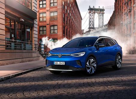 Volkswagen ID.4 – uuden täyssähköisen SUV:n ennakkomyynti alkoi Suomessa