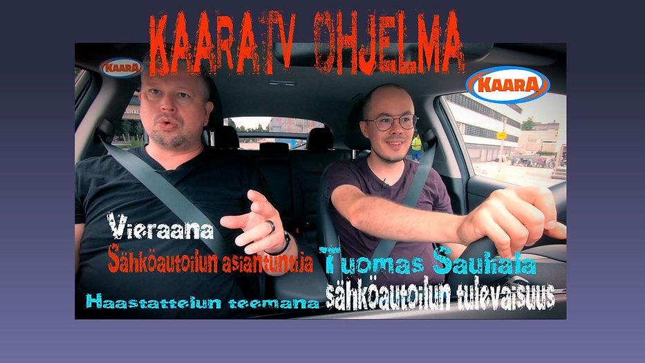 KaaraTV-Tuomas-Sauliala-sähköautoilun-tu