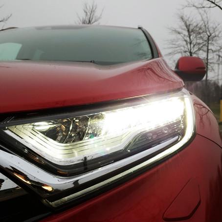 Honda CR-V Hybrid Suomeen