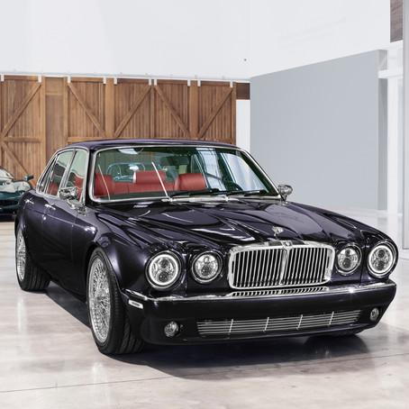 Jaguar rakensi uniikin 'Greatest Hits' XJ-mallin