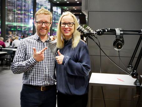 Ville Pöntynen: Kilpirauhaskiista johtuu egoista