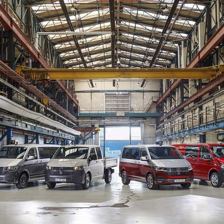 Uusiutunut Volkswagen T6.1 -mallisto sai hinnat
