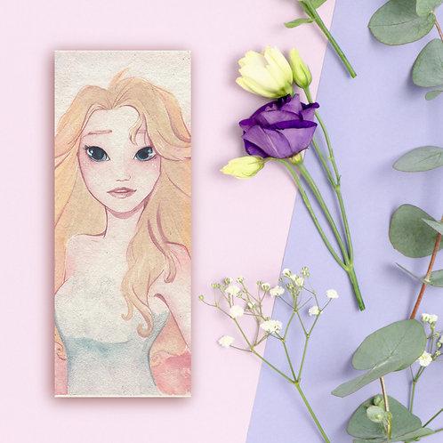"""Bookmark """"Elsa"""""""