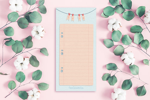 Pastel To-do list