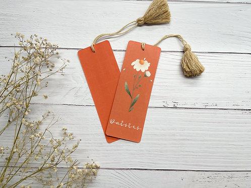 Daisies Bookmark