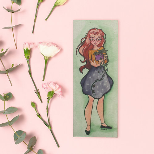 "Bookmark ""Ivy girl"""