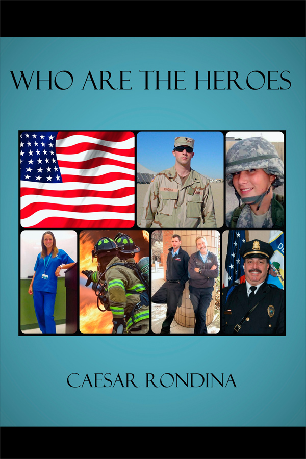 Heroes Front Cover