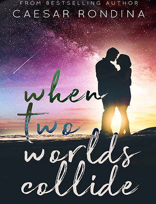 When Two Worlds Collide Print Book New.j
