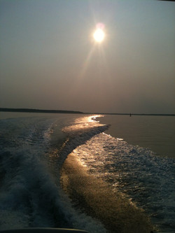 Coming back from Greenport